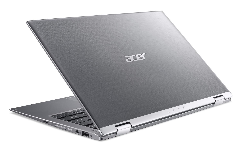 Ordinateur portable Acer Spin 1 SP111-34-P4J9 Gris - Tactile, Stylet - photo 7