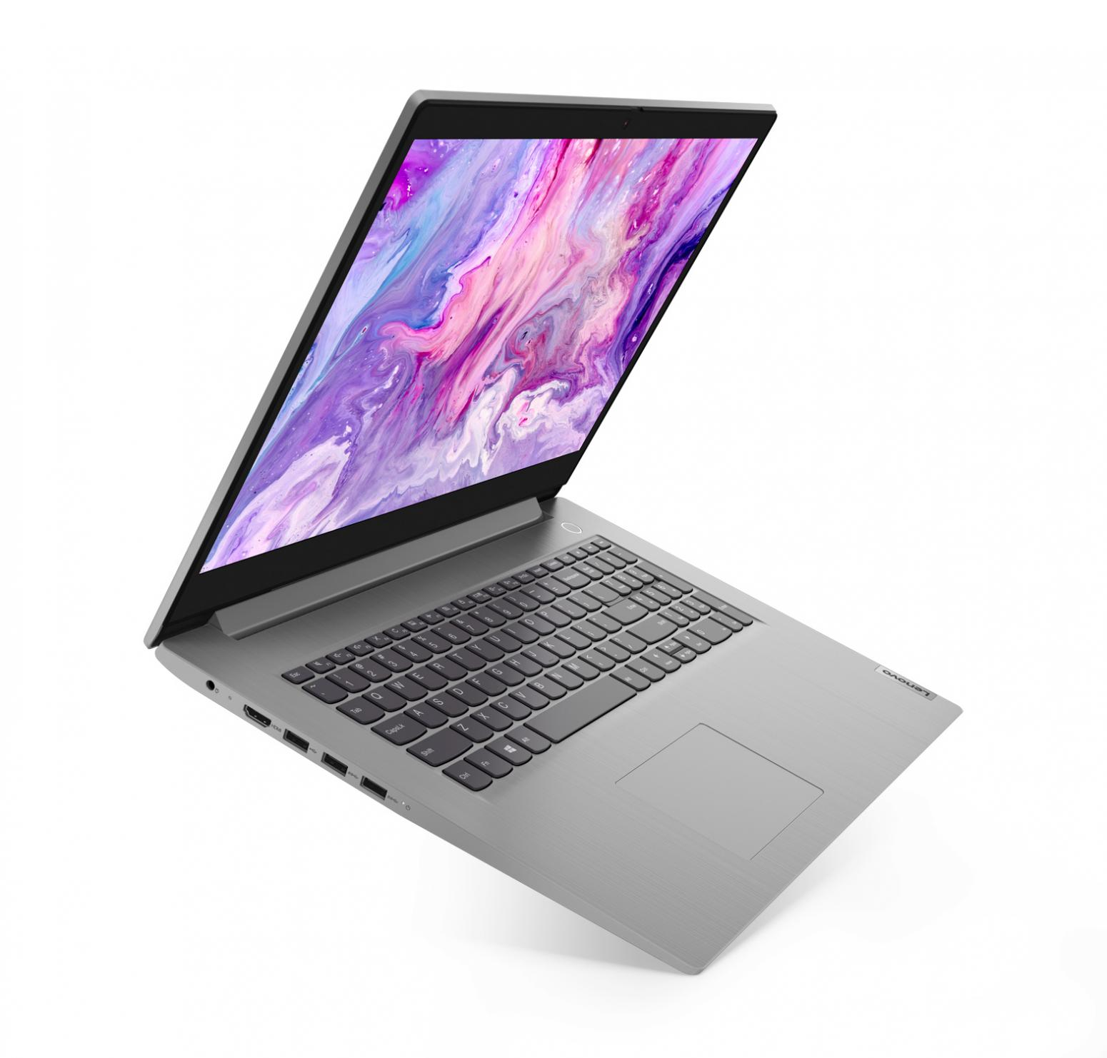 Ordinateur portable Lenovo IdeaPad 3 17ADA05-931 (81W2000UFR) Argent - photo 2