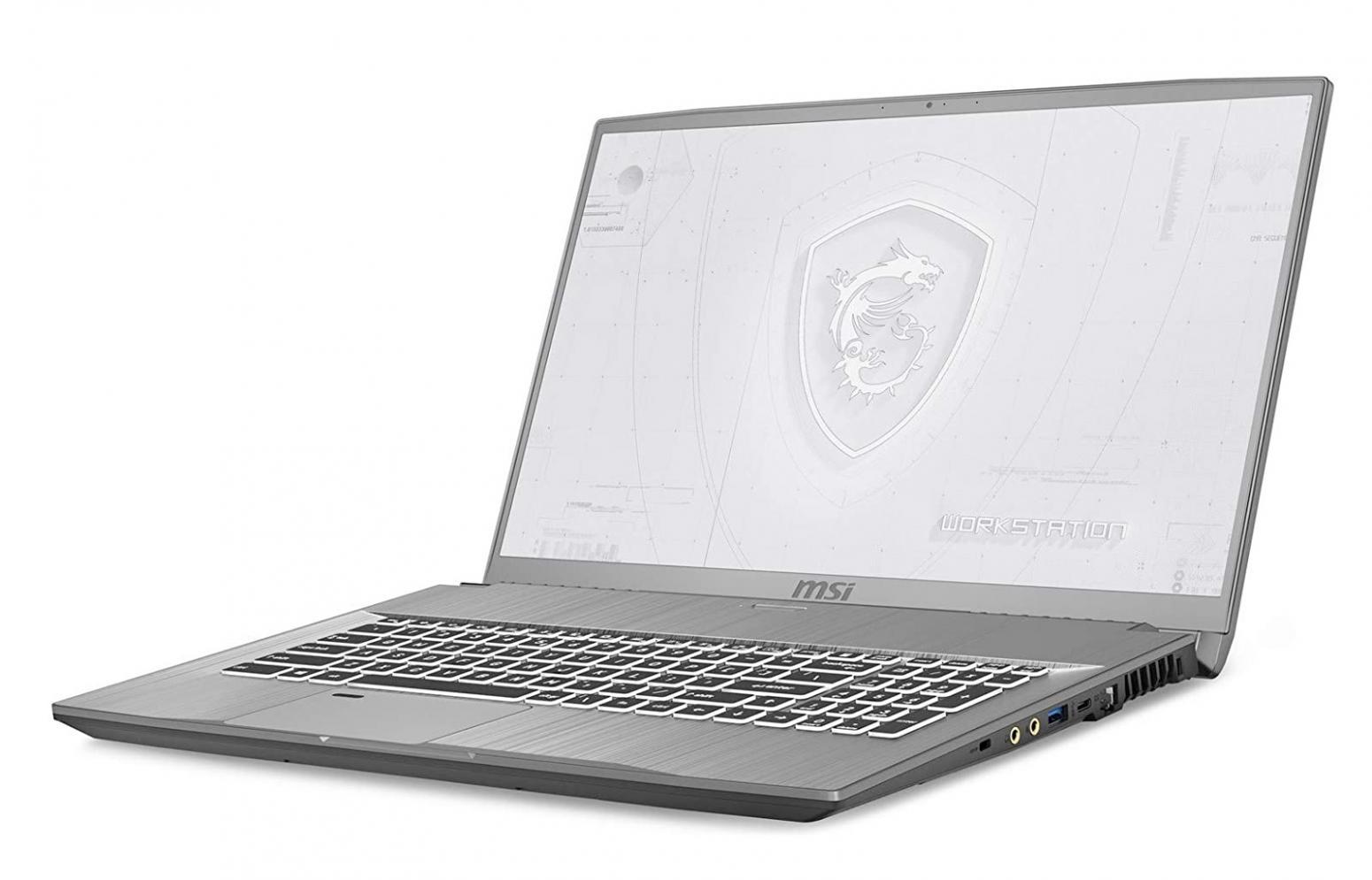 Ordinateur portable MSI WF75 10TK-244FR - Quadro RTX 3000, IPS 144Hz, 1.5 To - photo 7