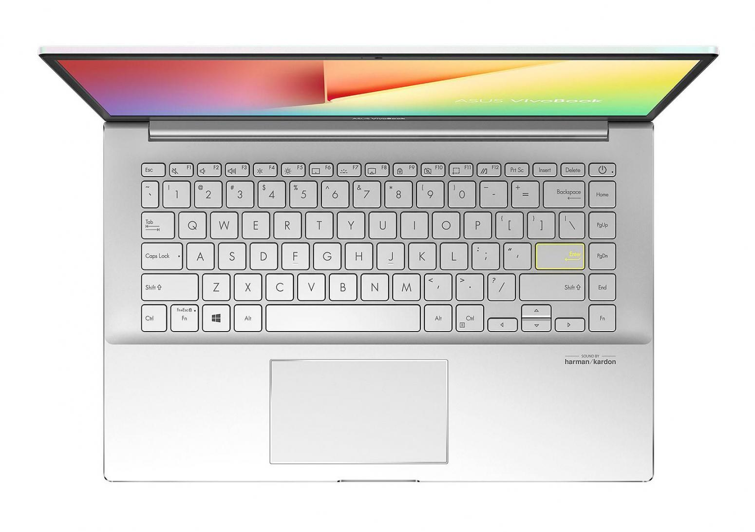 Ordinateur portable Asus VivoBook S413IA-EK622T Dreamy White - photo 3
