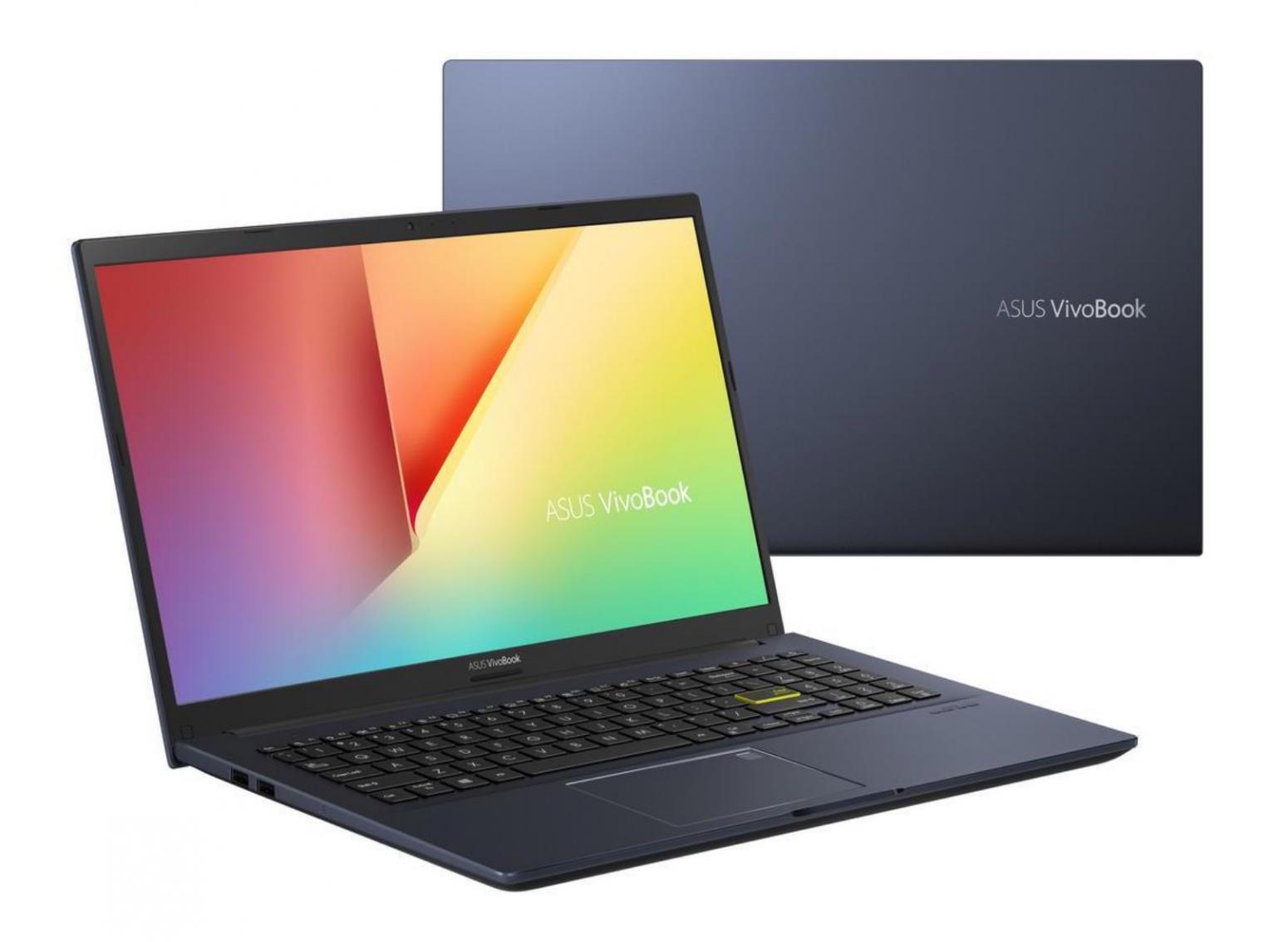 Image du PC portable Asus VivoBook S513EA-BQ792T Noir