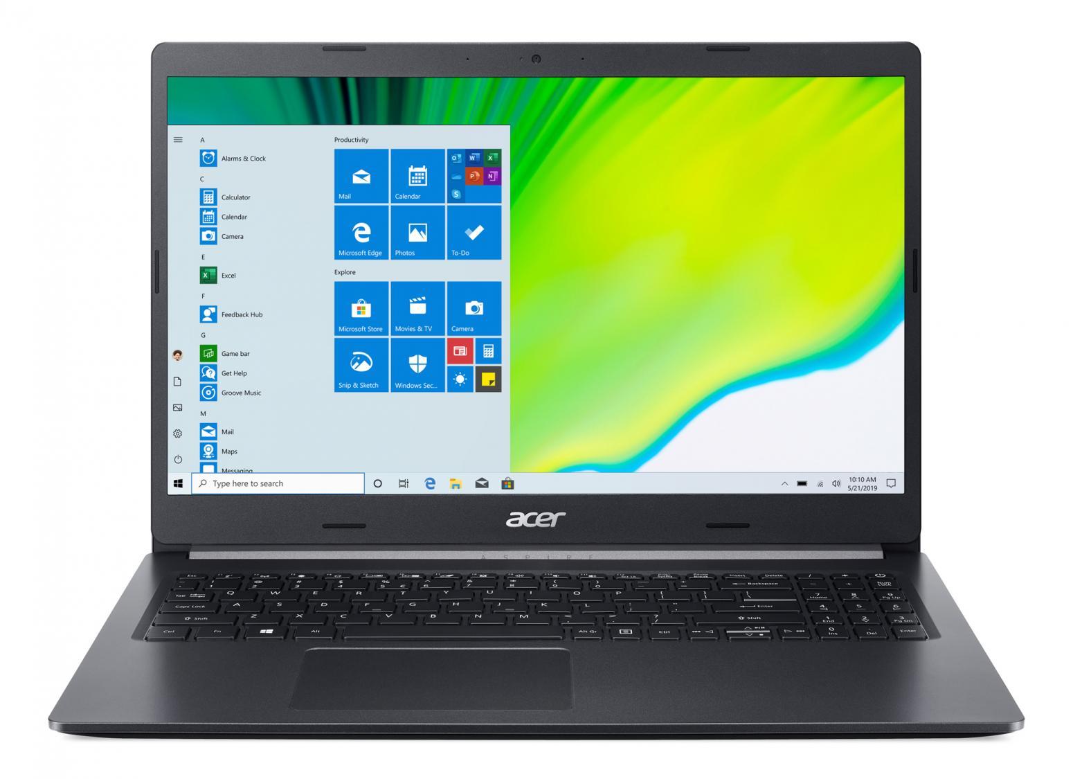Ordinateur portable Acer Aspire 5 A515-44-R3SR Noir - Ryzen 5 - photo 2