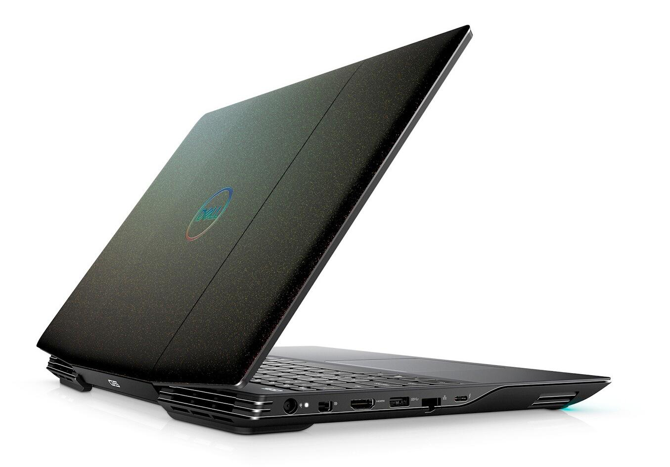 Image du PC portable Dell Inspiron G5 15 5500-252 Noir - RTX 2060, IPS 300Hz, SSD 1 To, TB3