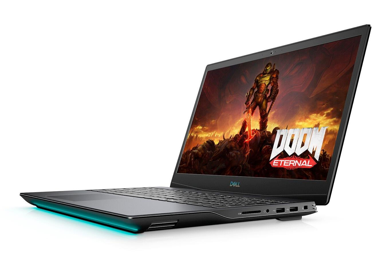 Ordinateur portable Dell Inspiron G5 15 5500-252 Noir - RTX 2060, IPS 300Hz, SSD 1 To, TB3 - photo 3