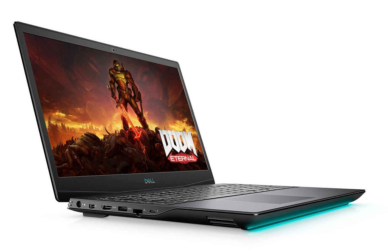 Ordinateur portable Dell Inspiron G5 15 5500-252 Noir - RTX 2060, IPS 300Hz, SSD 1 To, TB3 - photo 8