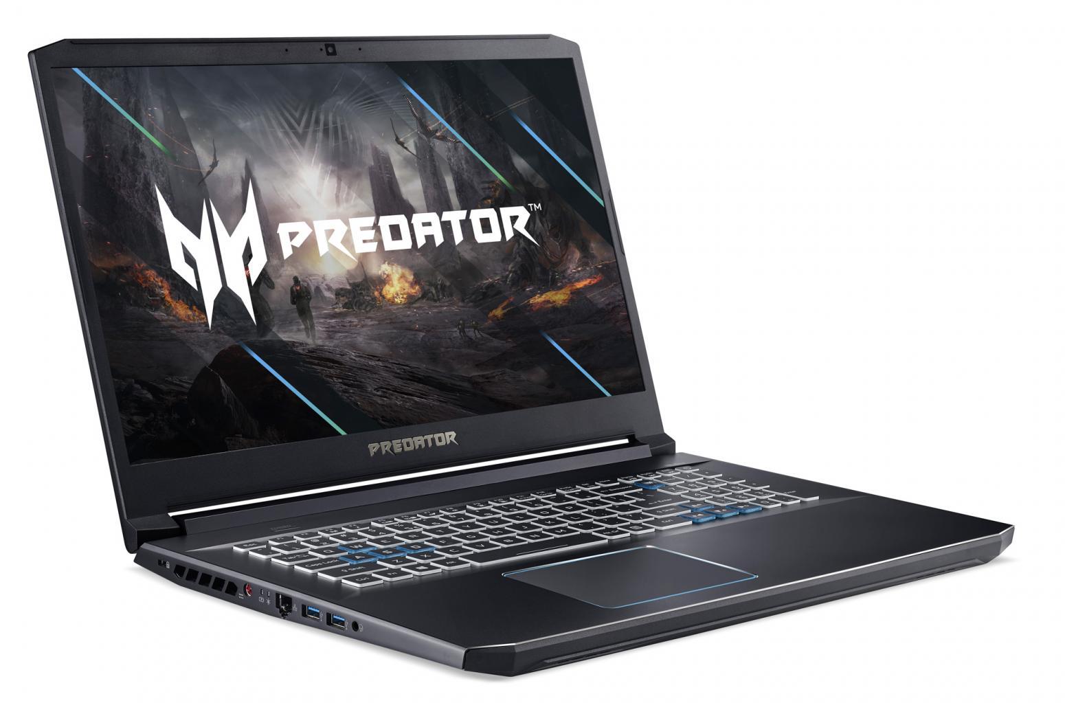 Image du PC portable Acer Predator Helios 300 PH317-54-7677 - RTX 2070 Max-Q, 144Hz
