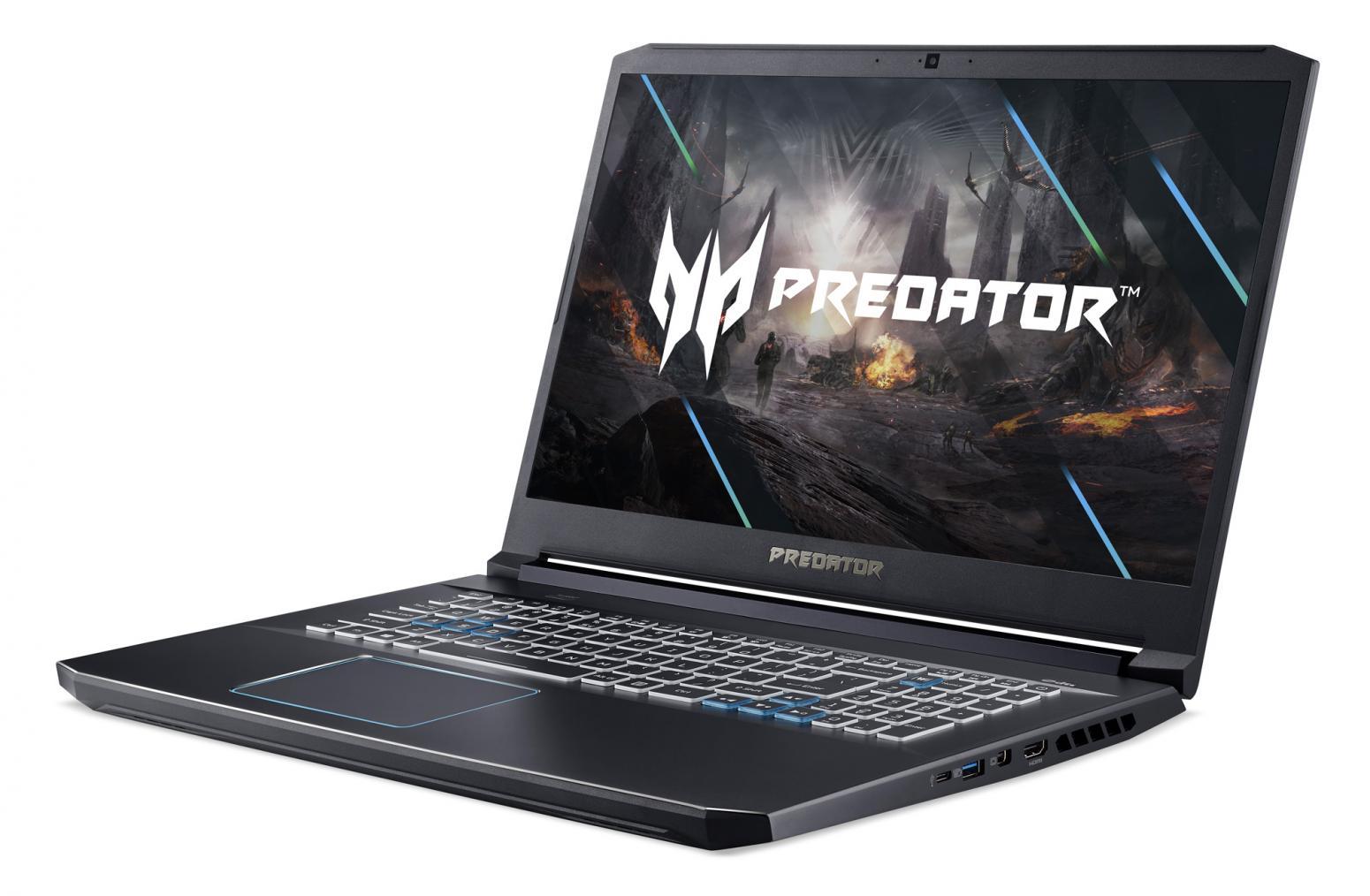 Ordinateur portable Acer Predator Helios 300 PH317-54-7677 - RTX 2070 Max-Q, 144Hz - photo 3