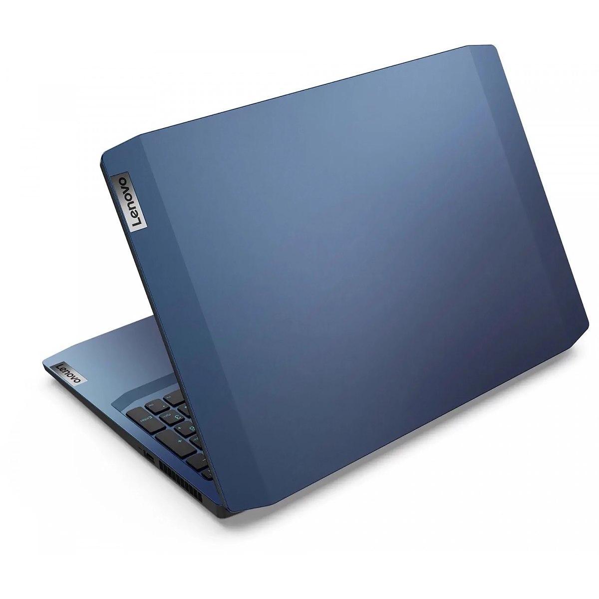 Ordinateur portable Lenovo IdeaPad Gaming 3 15ARH05 (82EY001LFR) Bleu - GTX 1650 - photo 3