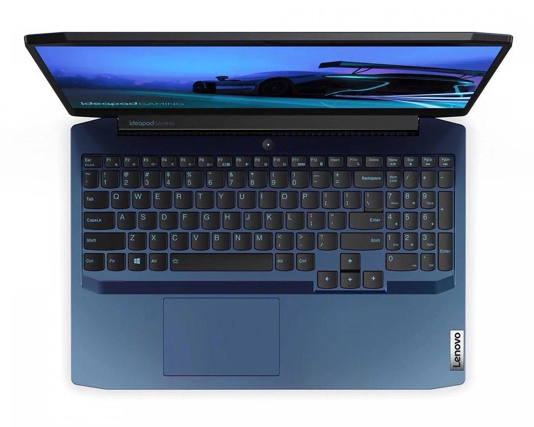 Ordinateur portable Lenovo IdeaPad Gaming 3 15ARH05 (82EY001LFR) Bleu - GTX 1650 - photo 5