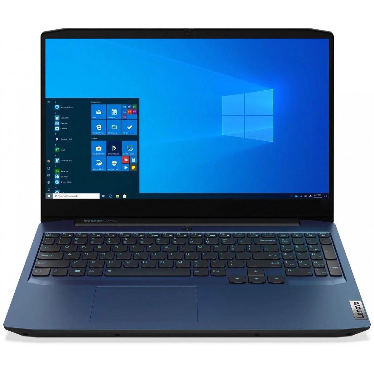 Ordinateur portable Lenovo IdeaPad Gaming 3 15ARH05 (82EY001LFR) Bleu - GTX 1650 - photo 7