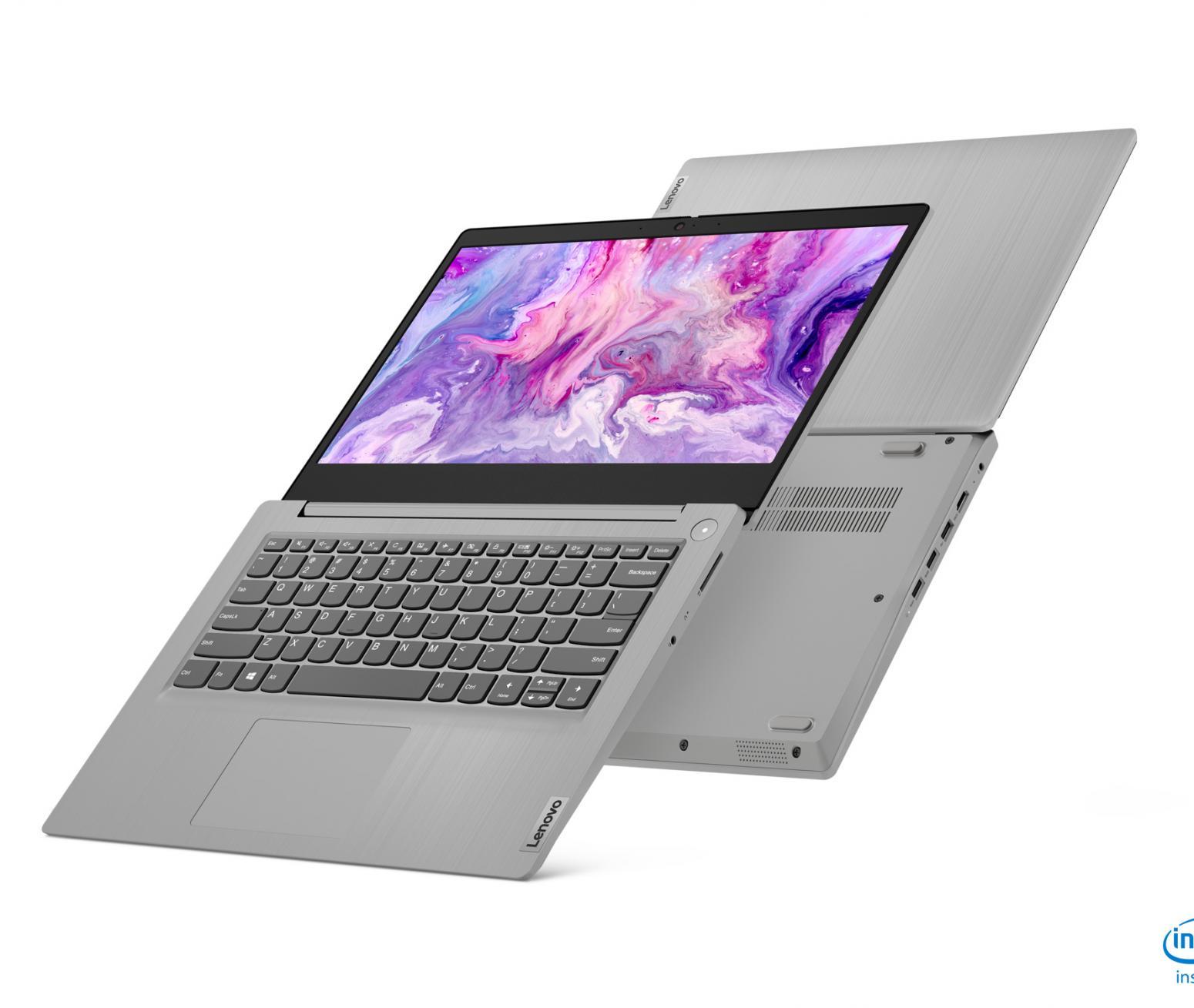 Ordinateur portable Lenovo IdeaPad 3 14IIL05 (81WD00EYFR) Argent - photo 4