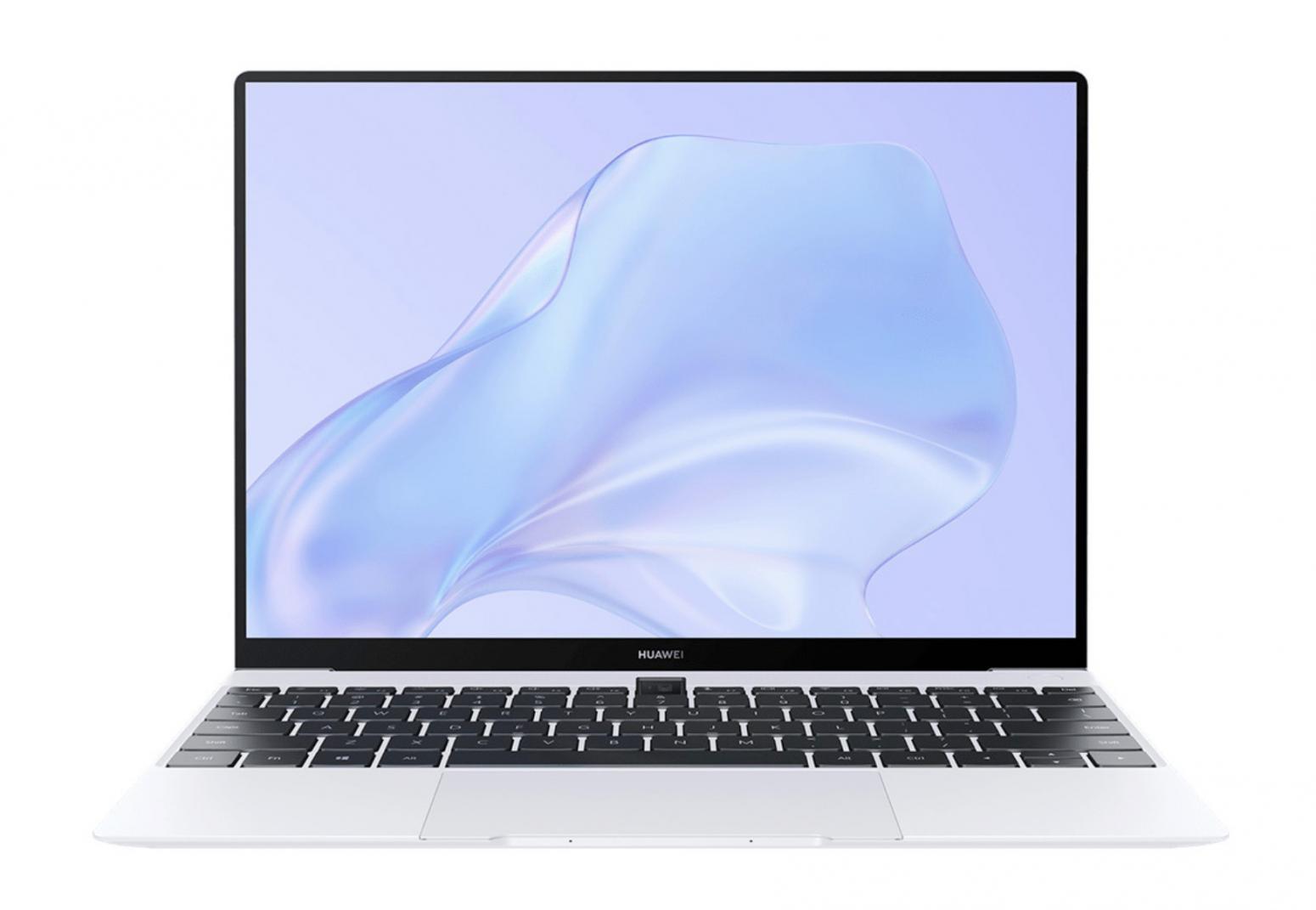 Image du PC portable Huawei MateBook X 13 Argent - Tactile, Core i5, 16 Go, 512 Go
