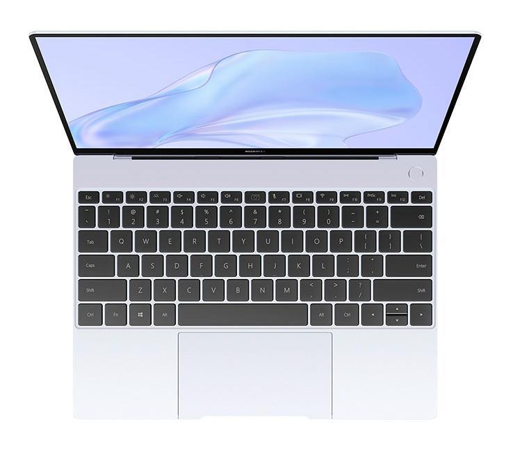 Ordinateur portable Huawei MateBook X 13 Argent - Tactile, Core i5, 16 Go, 512 Go - photo 2