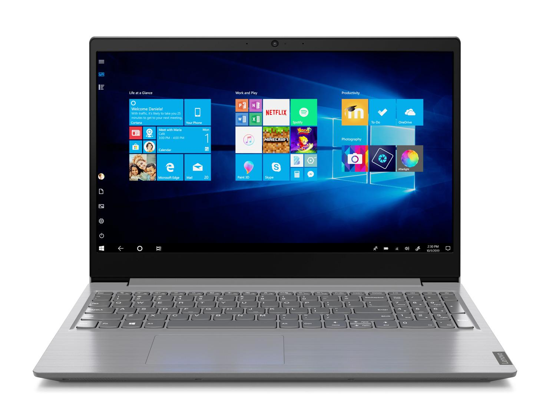 Image du PC portable Lenovo V15-IIL (82C500HGFR) Argent - i5, SSD 256 Go