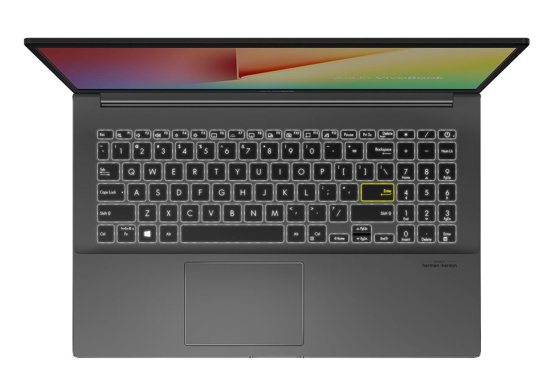 Ordinateur portable Asus VivoBook S533EA-L1895T Noir/Gris - OLED DCI-P3 - photo 2