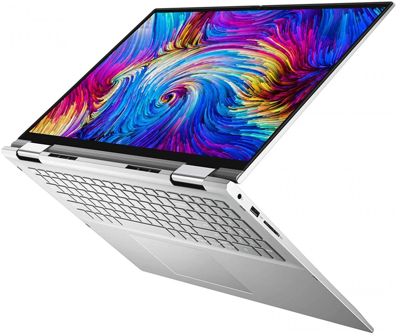 Image du PC portable Dell Inspiron 17 7706-812 2-en-1 Gris - i5 Iris Xe, SSD 512 Go