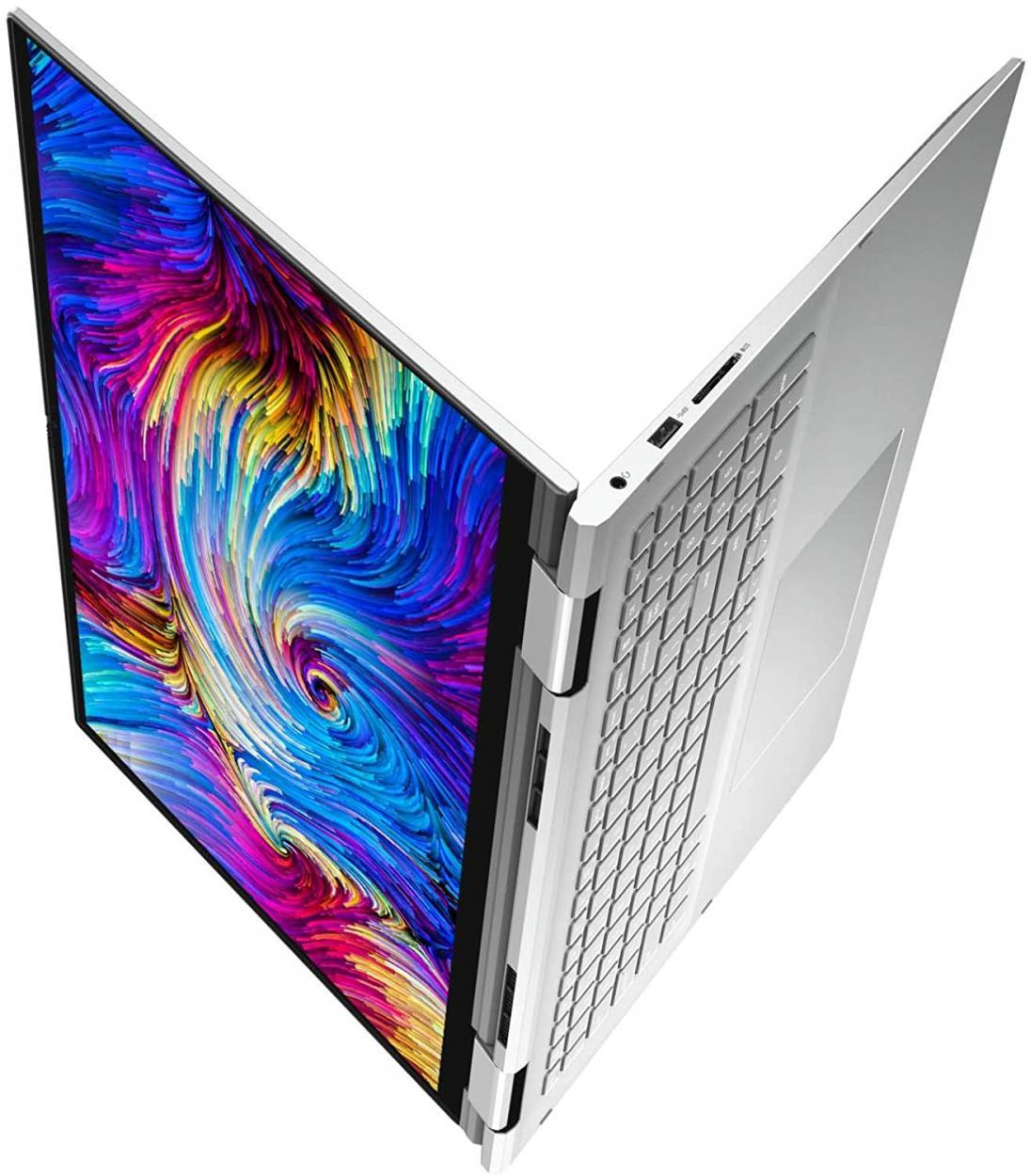 Ordinateur portable Dell Inspiron 17 7706-812 2-en-1 Gris - i5 Iris Xe, SSD 512 Go - photo 4
