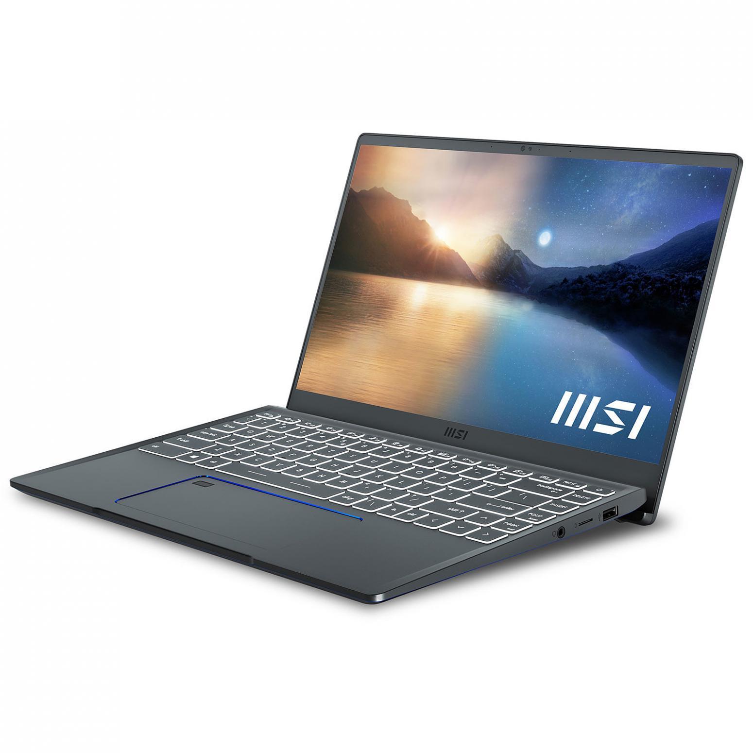 Ordinateur portable MSI Prestige 14 A11SCS-046FR Gris - 4K, GTX 1650 Ti Max-Q - photo 5