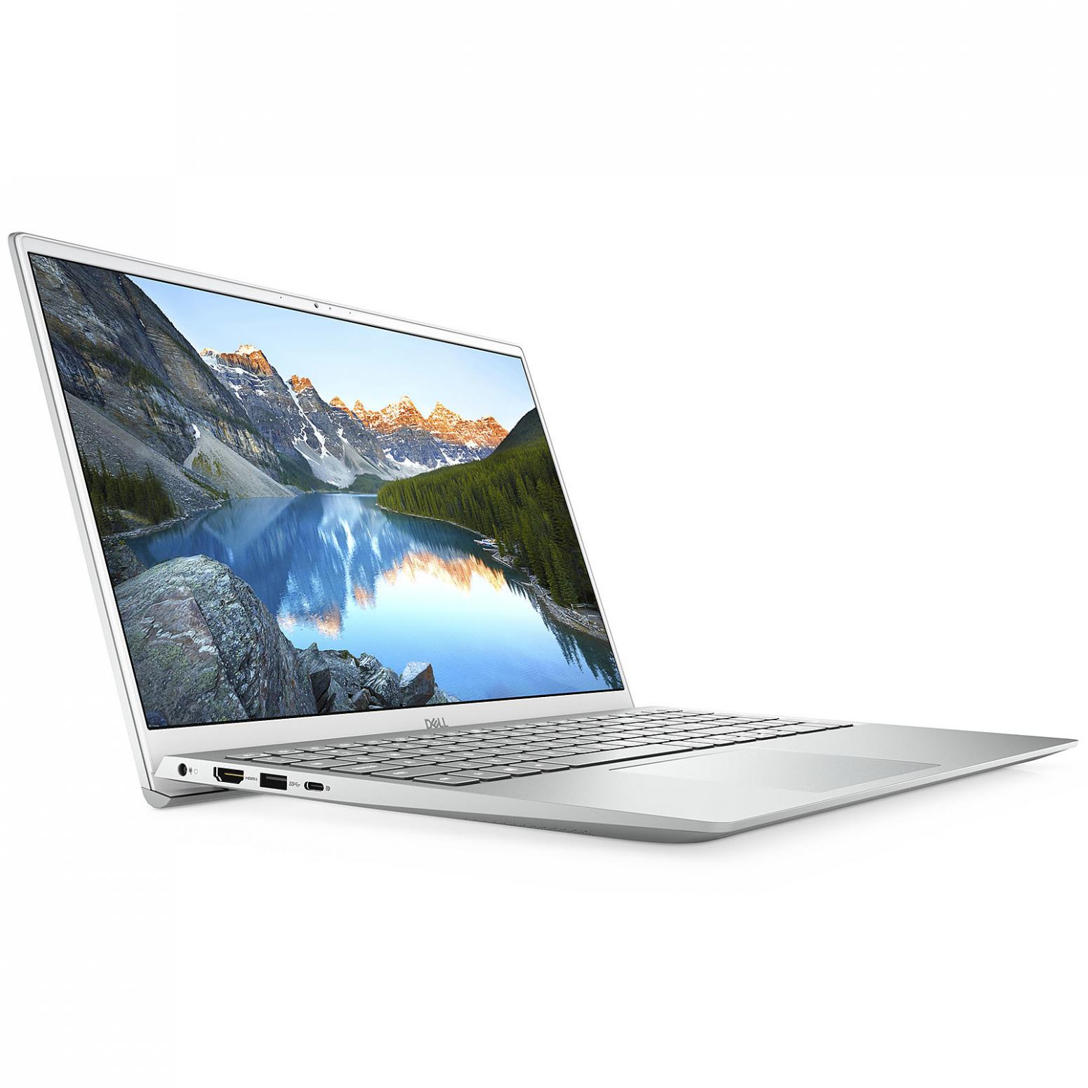 Image du PC portable Dell Inspiron 15 5502 Argent - Core i5, SSD 256 Go
