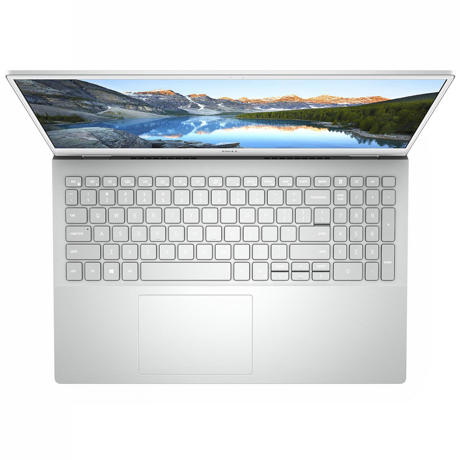 Ordinateur portable Dell Inspiron 15 5502 Argent - Core i5, SSD 256 Go - photo 2