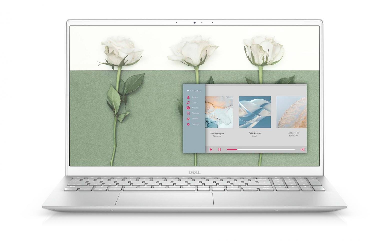 Ordinateur portable Dell Inspiron 15 5502 Argent - Core i5, SSD 256 Go - photo 6
