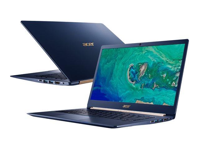 Image du PC portable Acer Swift 5 SF514-55TA 53TH Bleu fonce - Tactile, Pro, protection anti-microbienne