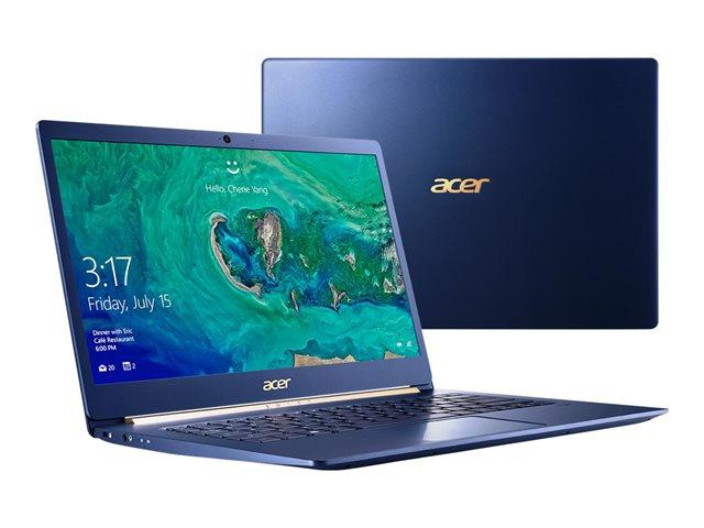 Ordinateur portable Acer Swift 5 SF514-55TA 53TH Bleu fonce - Tactile, Pro, protection anti-microbienne - photo 3