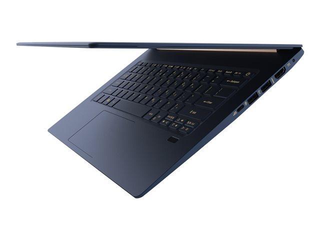 Ordinateur portable Acer Swift 5 SF514-55TA 53TH Bleu fonce - Tactile, Pro, protection anti-microbienne - photo 8