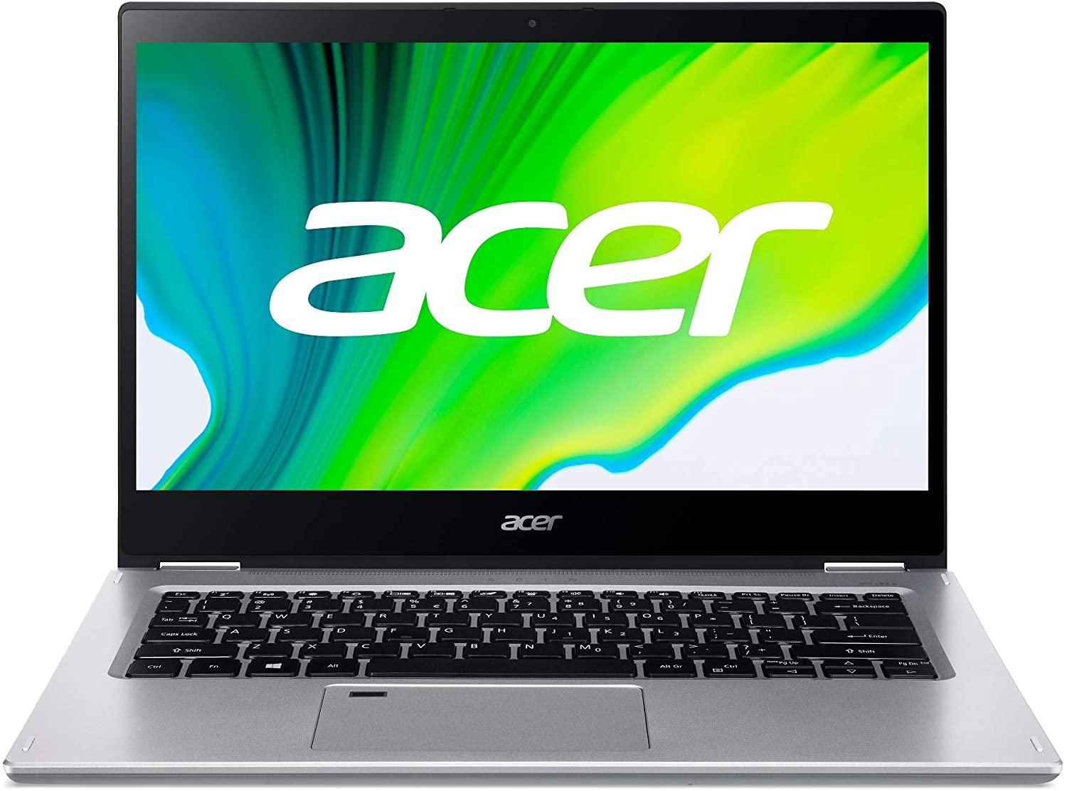 Ordinateur portable Acer Spin 3 SP314-21-R8C4 Argent - Tactile - photo 3
