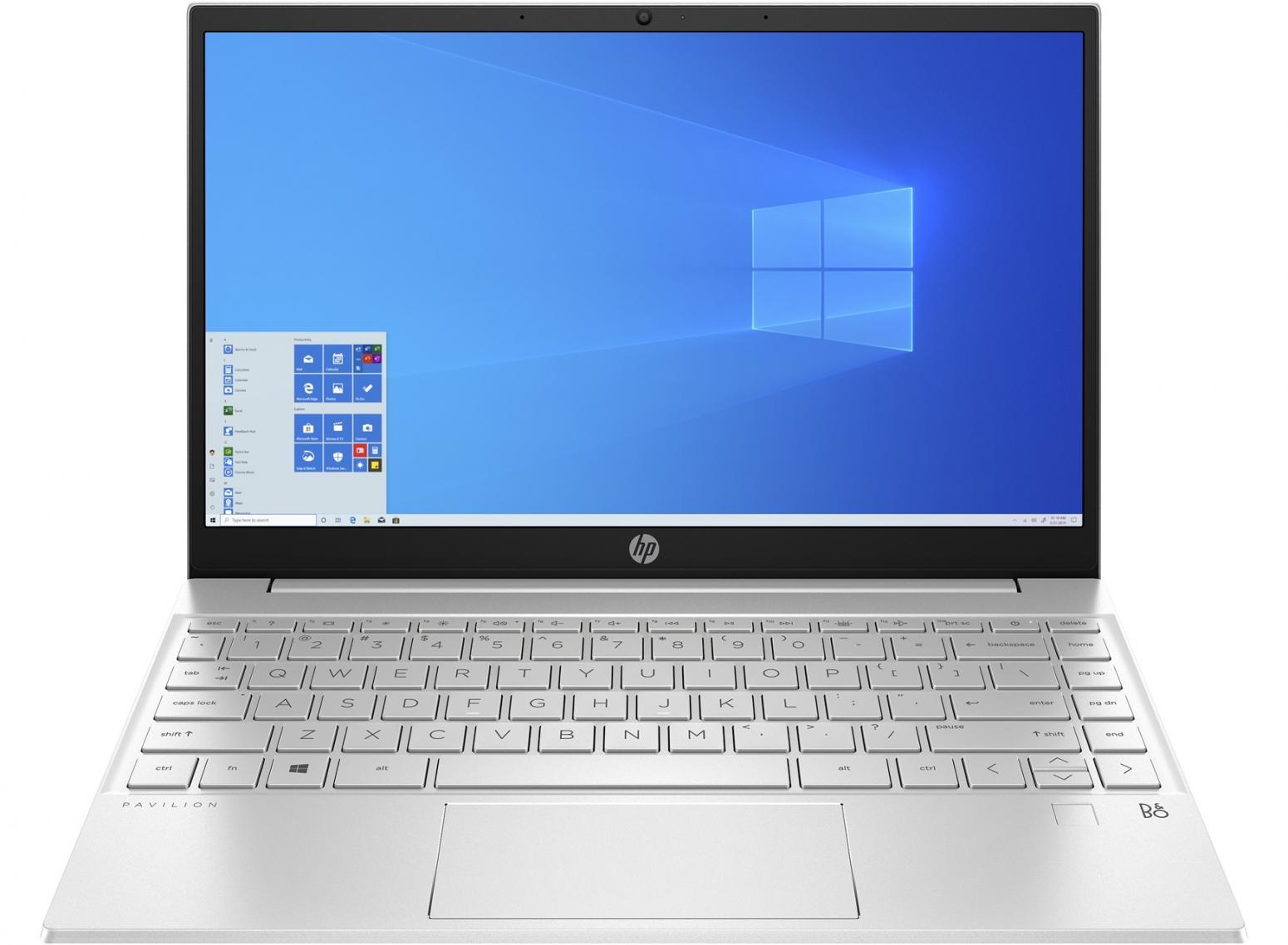 Image du PC portable HP Pavilion 13-bb0015nf Argent