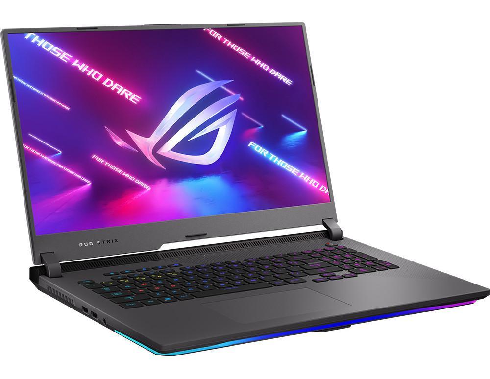 Image du PC portable Asus ROG Strix G17 G713QR-HX079T - RTX 3070, 144Hz
