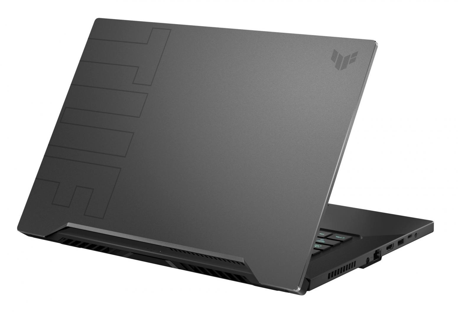 Ordinateur portable Asus TUF Dash F15 516PM-AZ066 Gris - RTX 3060, 240Hz, Sans Windows - photo 7
