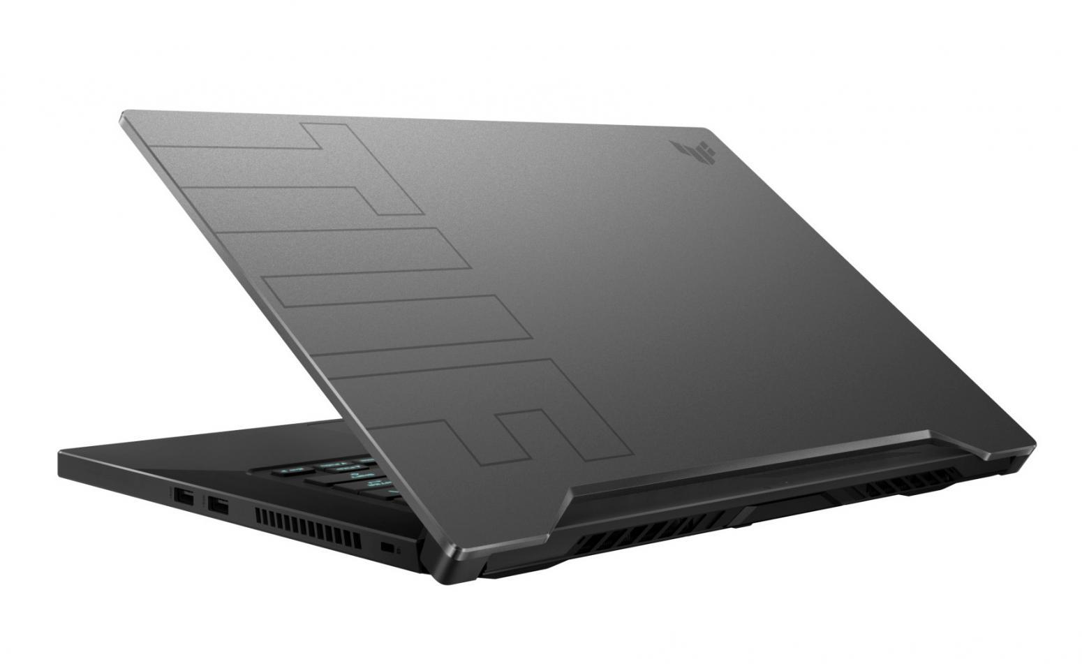 Ordinateur portable Asus TUF Dash F15 516PM-AZ066 Gris - RTX 3060, 240Hz, Sans Windows - photo 9