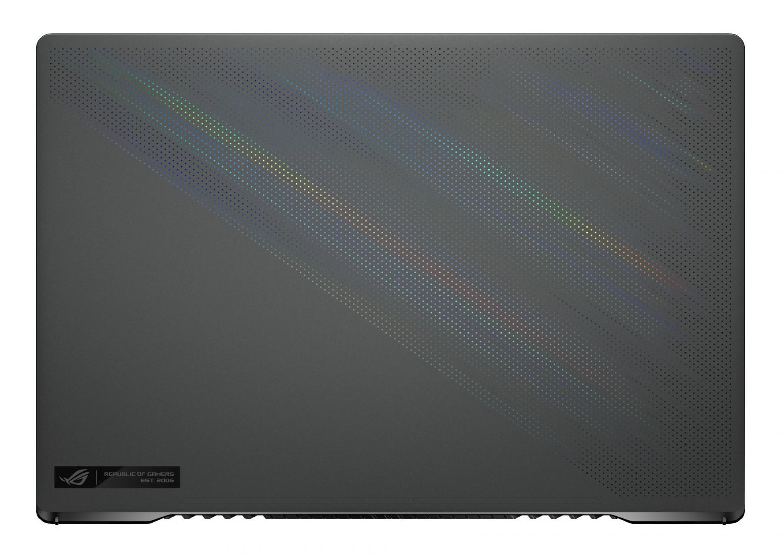 Ordinateur portable Asus ROG Zephyrus G15 GA503QS-004T Noir - RTX 3080 Max-Q, QHD 165Hz - photo 6