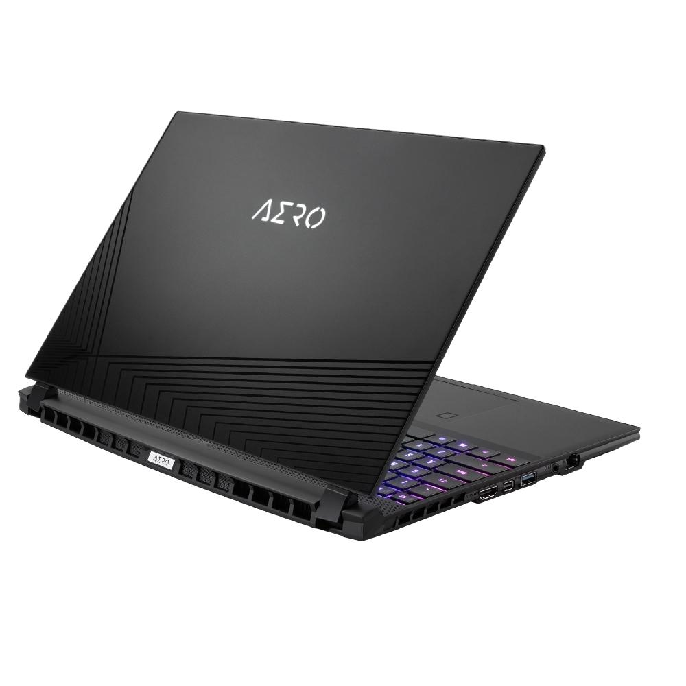 Ordinateur portable Gigabyte Aero 17 HDR YC-9FR4760SPP Noir - GeForce RTX 3080, 4K, i9 - photo 3
