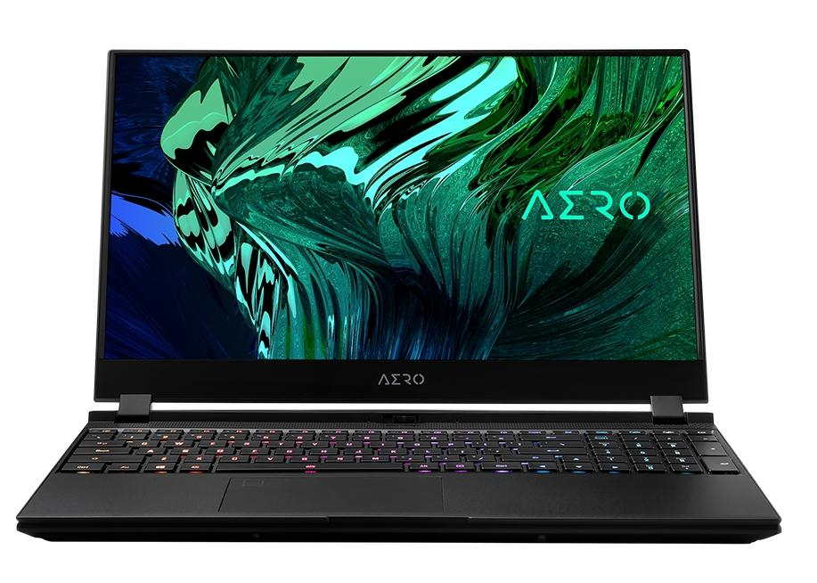Ordinateur portable Gigabyte Aero 17 HDR YC-9FR4760SPP Noir - GeForce RTX 3080, 4K, i9 - photo 4
