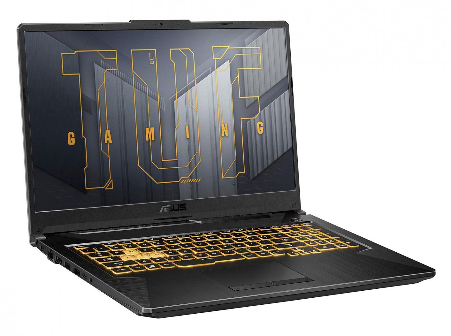 Image du PC portable Asus A17 TUF766HC-HX001T Noir - RTX 3050, 144Hz