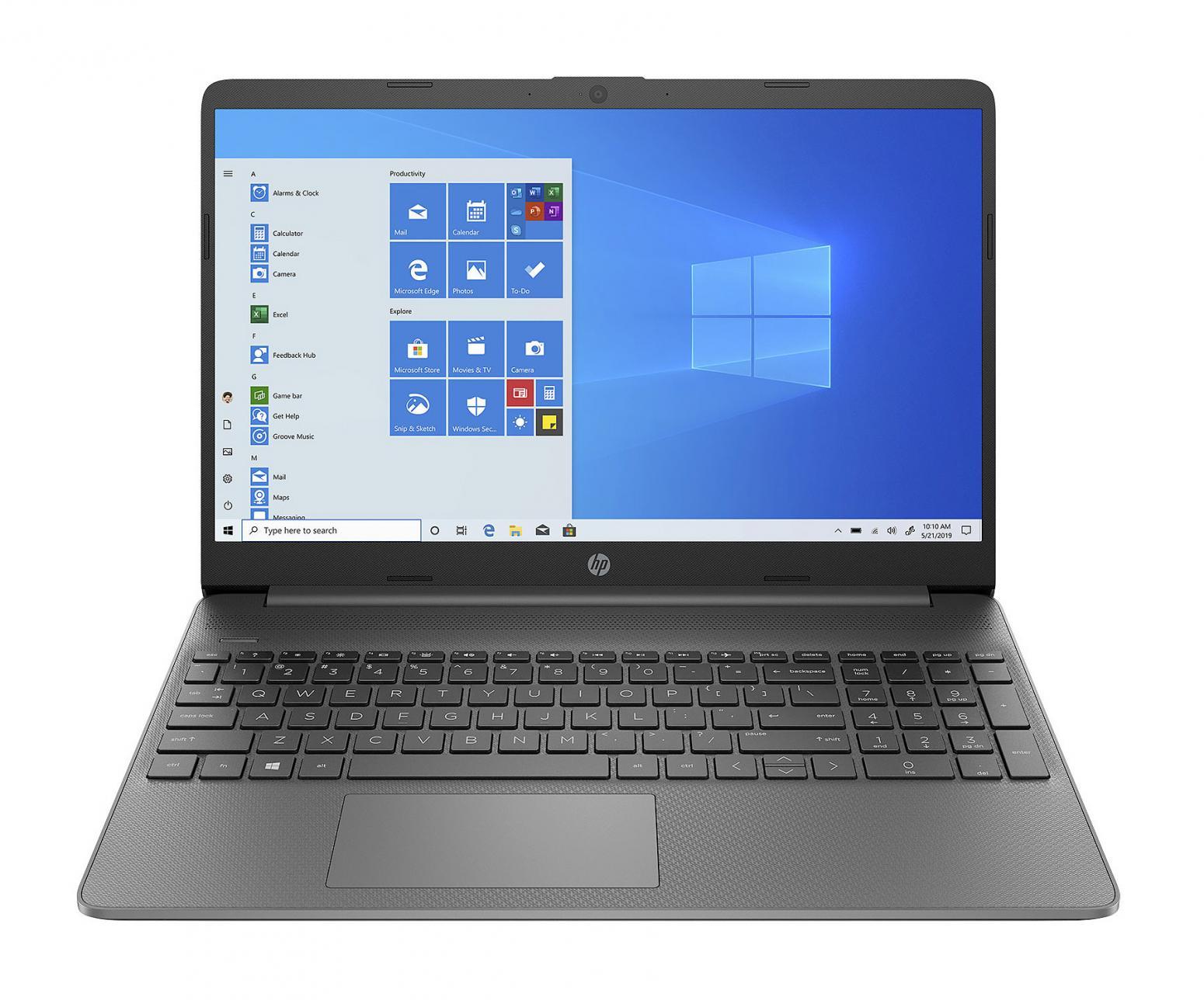 Image du PC portable HP 15s-fq2005nf  Gris