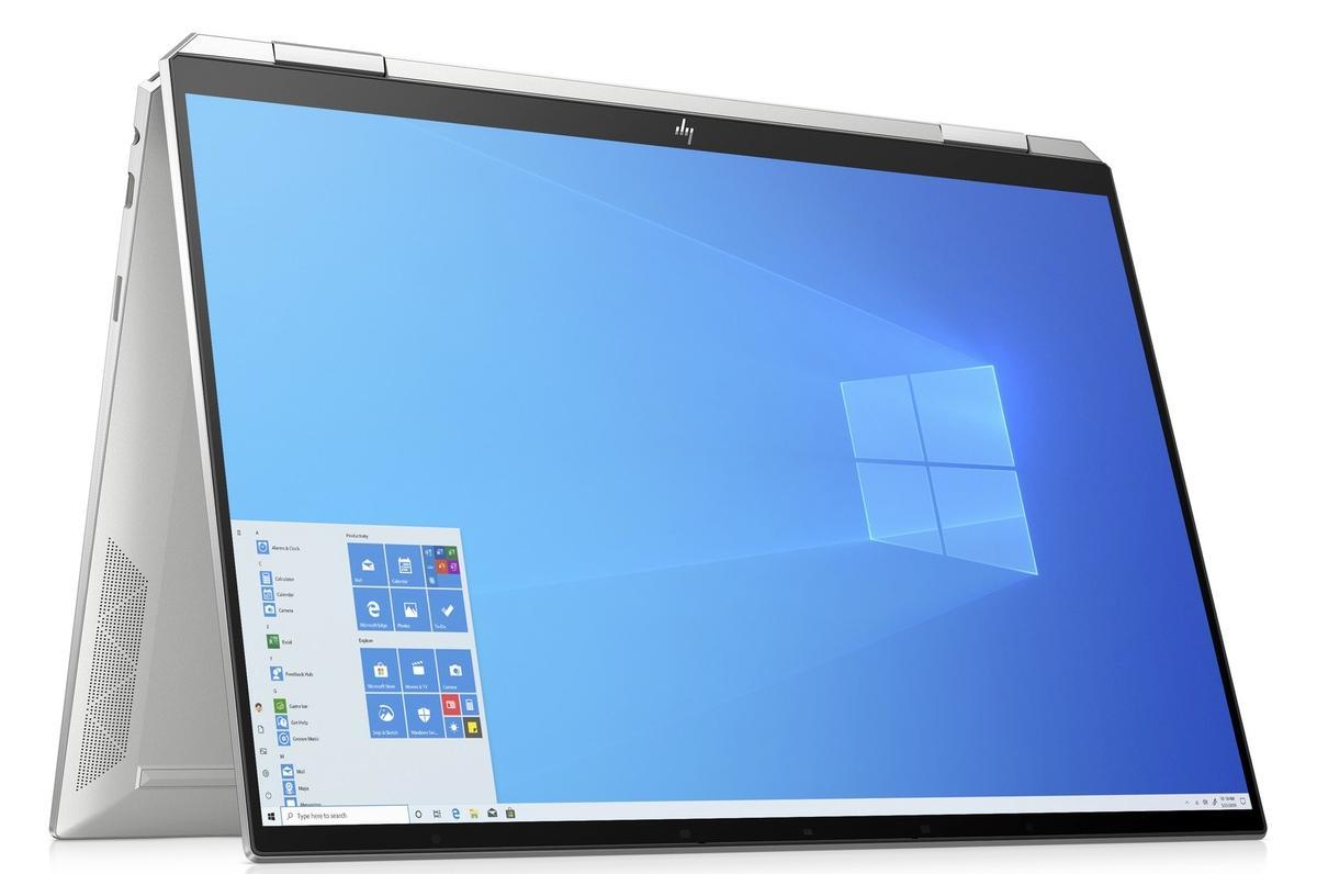 Image du PC portable HP Spectre x360 14-ea0002nf Argent - 3:2 Tactile