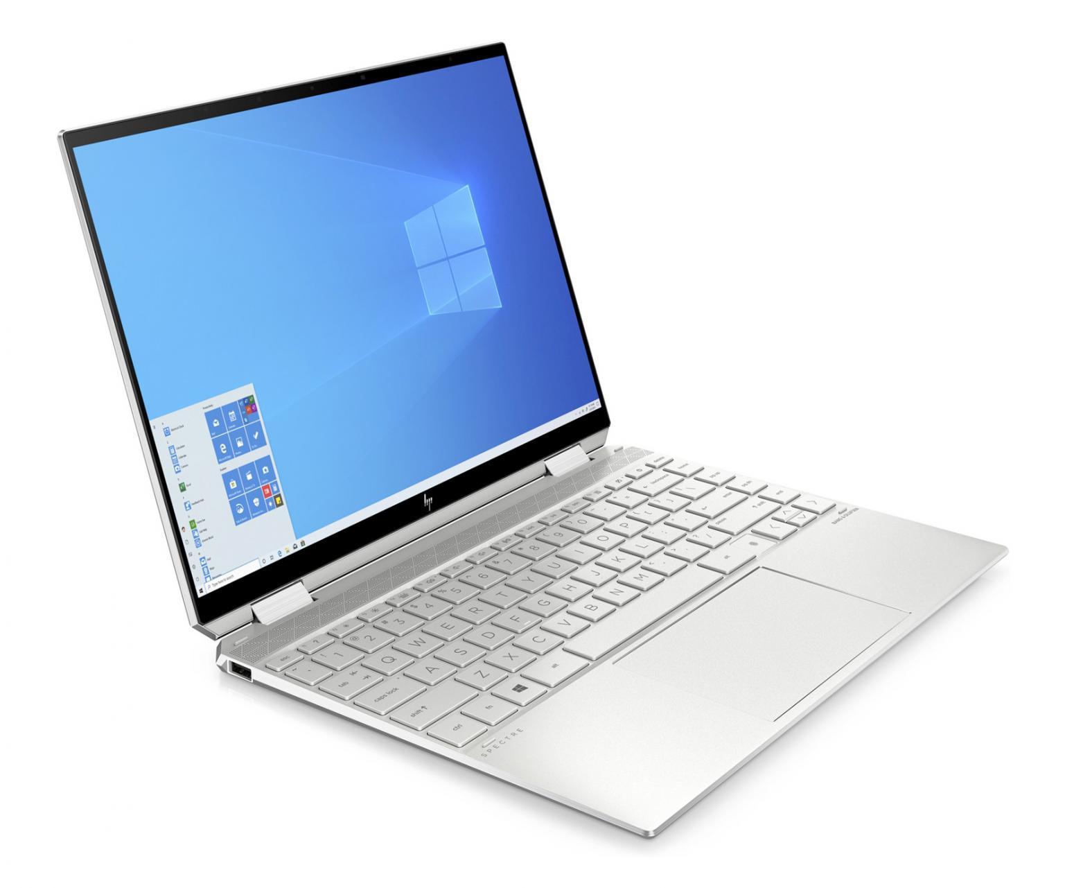Ordinateur portable HP Spectre x360 14-ea0002nf Argent - 3:2 Tactile - photo 6