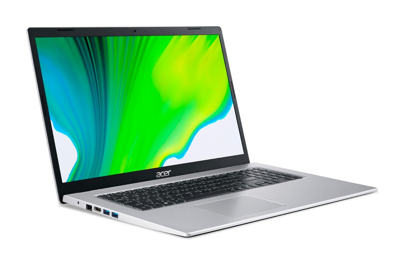 Image du PC portable Acer Aspire A317-33-C4YH Argent