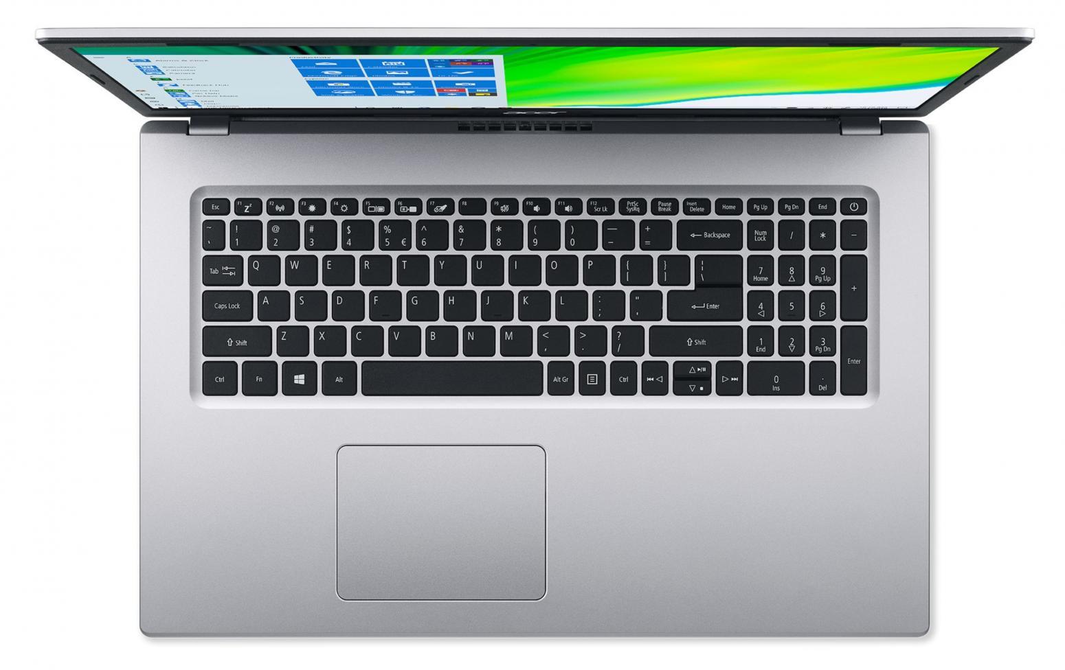 Ordinateur portable Acer Aspire A317-33-C4YH Argent - photo 4