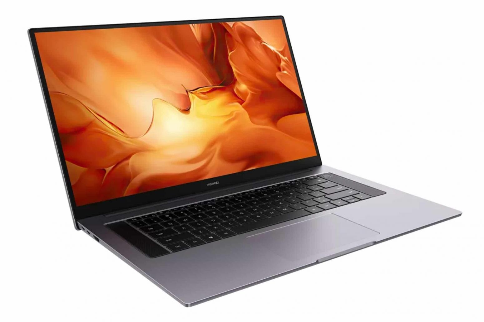 Image du PC portable Huawei Matebook D16 (2021) Gris