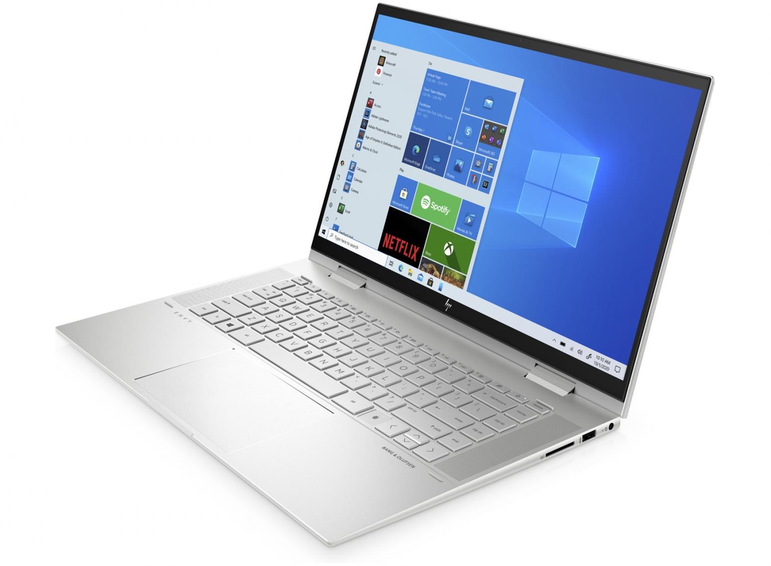 Ordinateur portable HP Envy x360 15-es0033nf Argent - Tactile - photo 4
