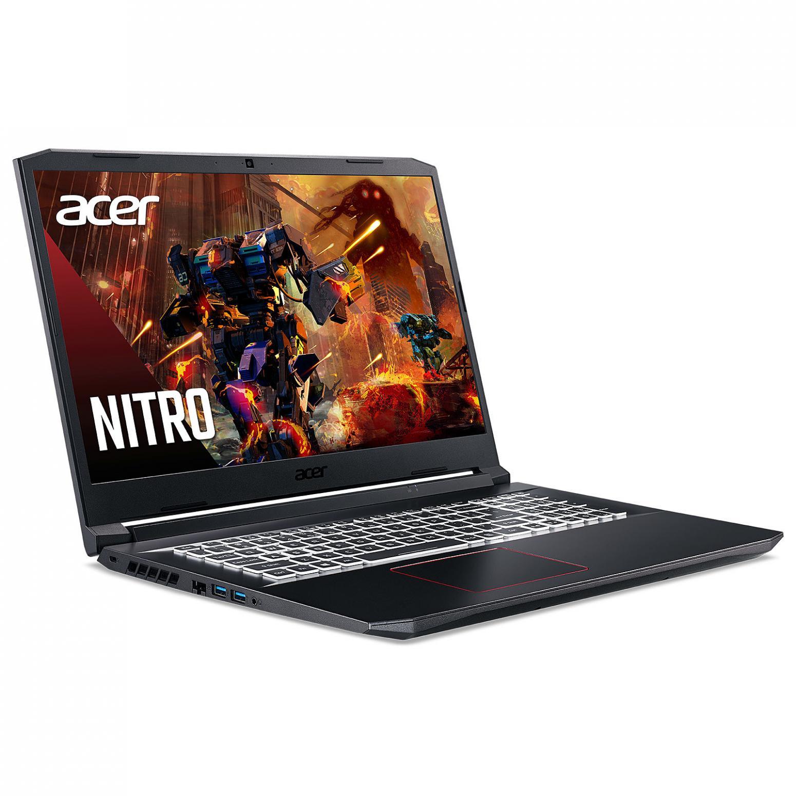 Ordinateur portable Acer Nitro 5 AN517-41-R3J6 - RTX 3080, 144Hz - photo 4