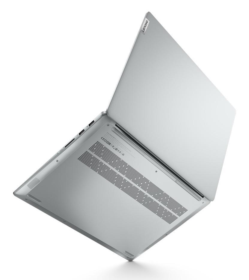 Ordinateur portable Lenovo IdeaPad 5 Pro 16IHU6 (82L90016FR) Argent - WQXGA 120Hz, MX450 - photo 3
