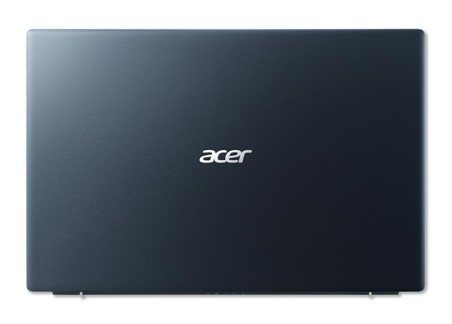 Ordinateur portable Acer Swift X SFX14-41G-R8U0 Argent/Bleu - GTX 1650, Pro - photo 4