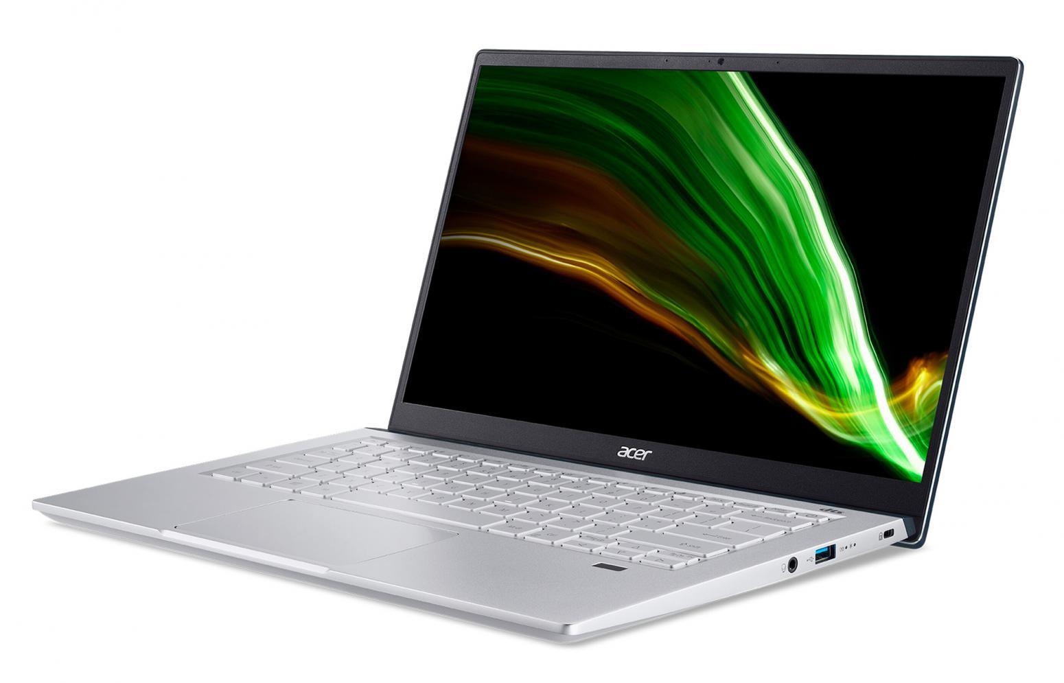 Ordinateur portable Acer Swift X SFX14-41G-R8U0 Argent/Bleu - GTX 1650, Pro - photo 6