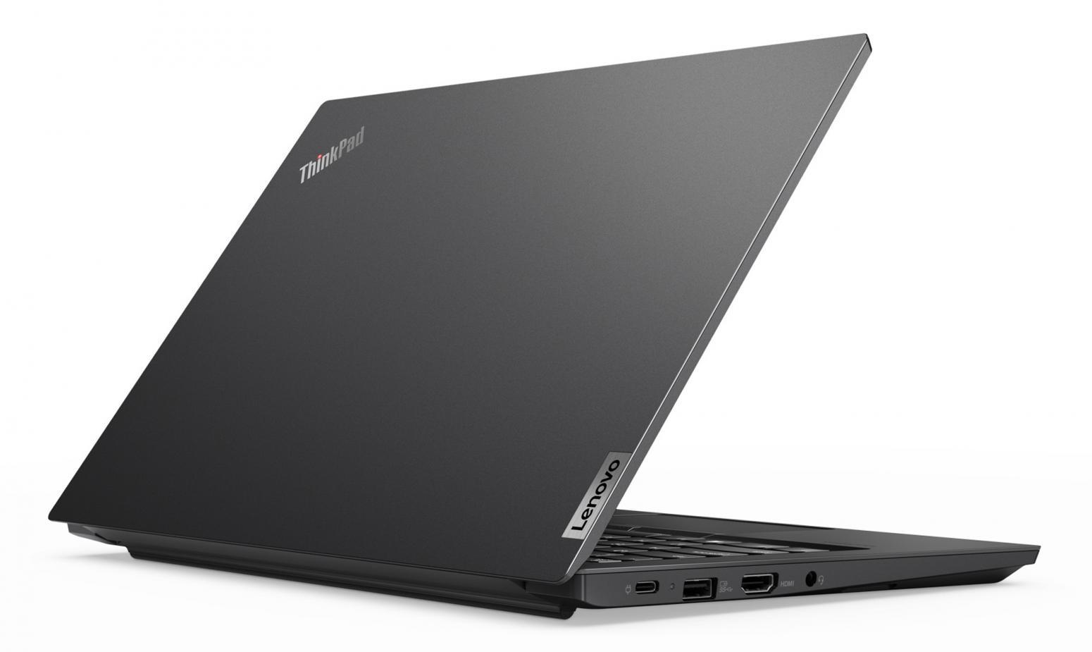 Ordinateur portable Lenovo ThinkPad E14 AMD Gen 3 (20Y7003RFR) Argent - Ryzen 5, Pro - photo 3