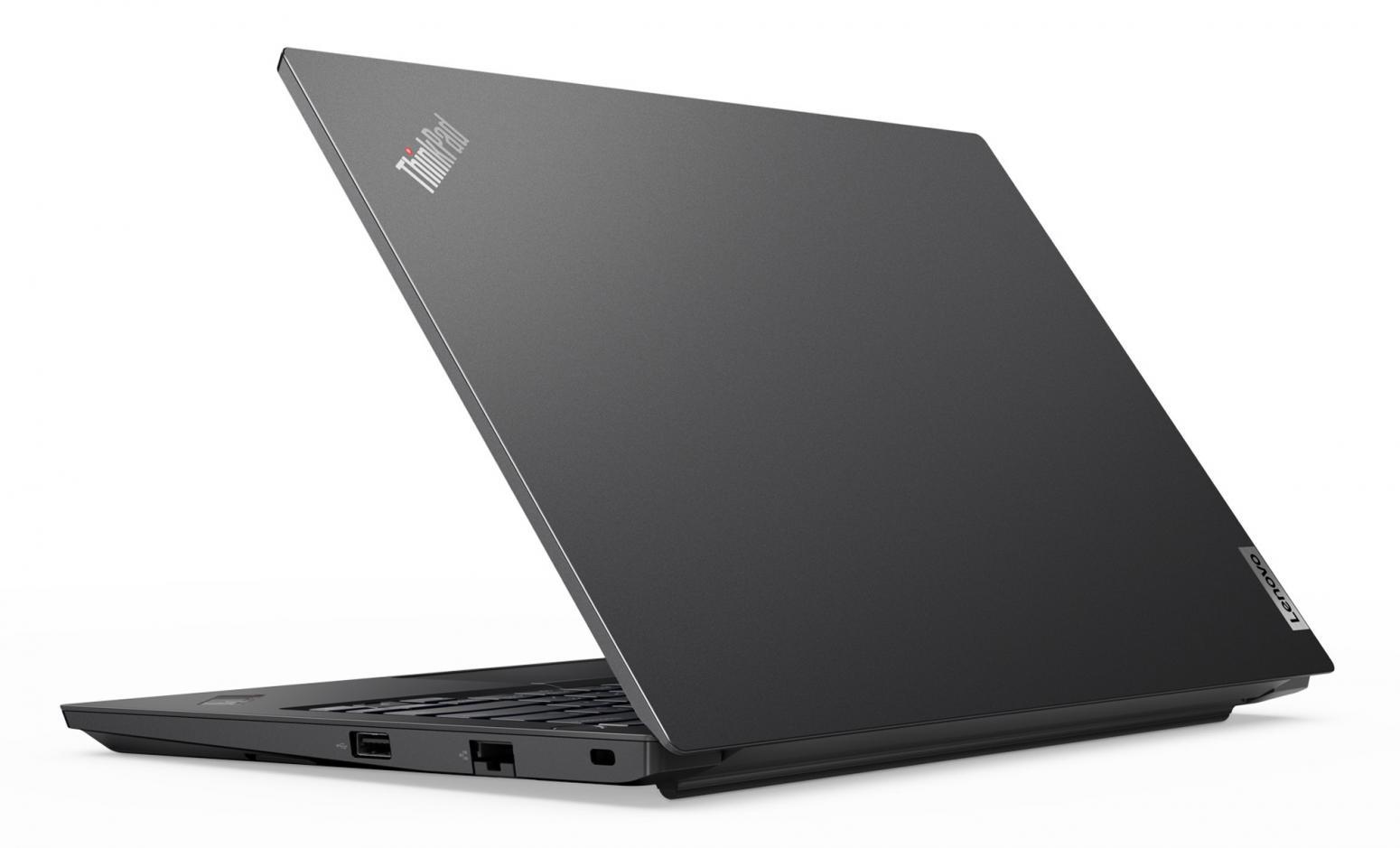 Ordinateur portable Lenovo ThinkPad E14 AMD Gen 3 (20Y7003RFR) Argent - Ryzen 5, Pro - photo 4